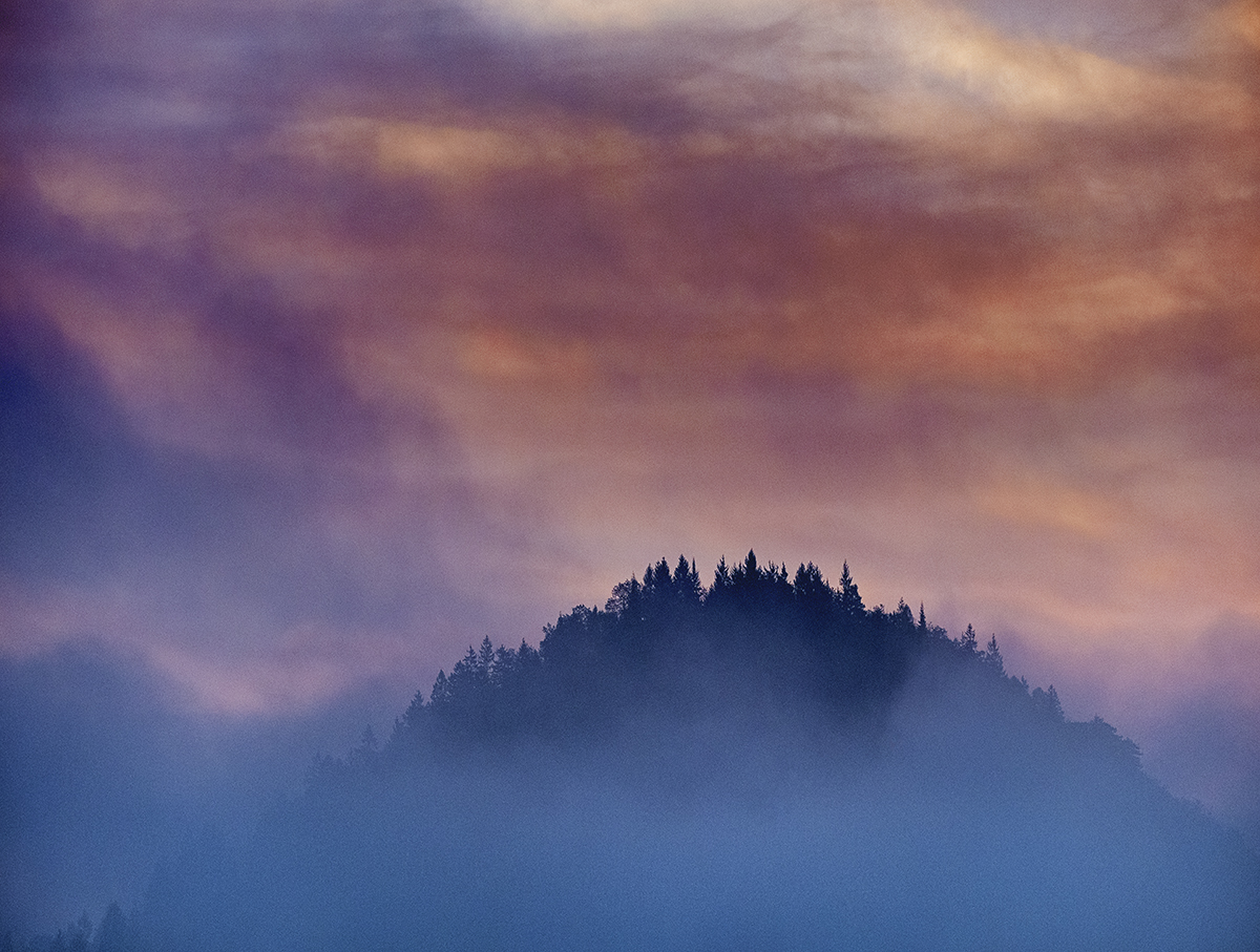 MISTY HILL AT LAKE BLED  (SLOVENIA)